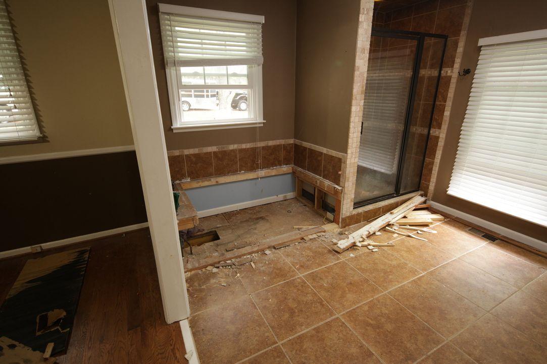 Die Familie Perkins sucht ein neues Zuhause, nachdem ein weiterer überraschender Nachwuchs dafür sorgt, dass der Platz im Haus knapp wird ... - Bildquelle: 2016,HGTV/Scripps Networks, LLC. All Rights Reserved