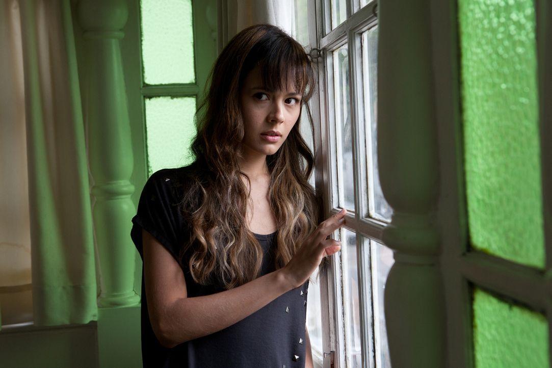 Fühlt sich bald terrorisiert von dem Haus: Fabiana (Martina García), die sogar die Wasserrohre miteinander sprechen hört ... - Bildquelle: Twentieth Century Fox Film Corporation. All rights reserved.