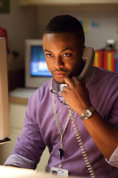 Immer zur Stelle, wenn Hilfe benötigt wird: Marcus (Collins Pennie)... - Bildquelle: Sony 2009 CPT Holdings, Inc. All Rights Reserved