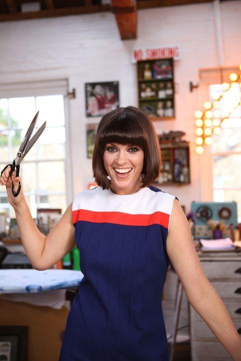 Mit Kleidungsstücken aus der Vergangenheit kann man den ersten Schritt zu einem einzigartigen Style gehen. Dawn O'Porter weiß, wie es geht ... - Bildquelle: Zodiak Rights 2013