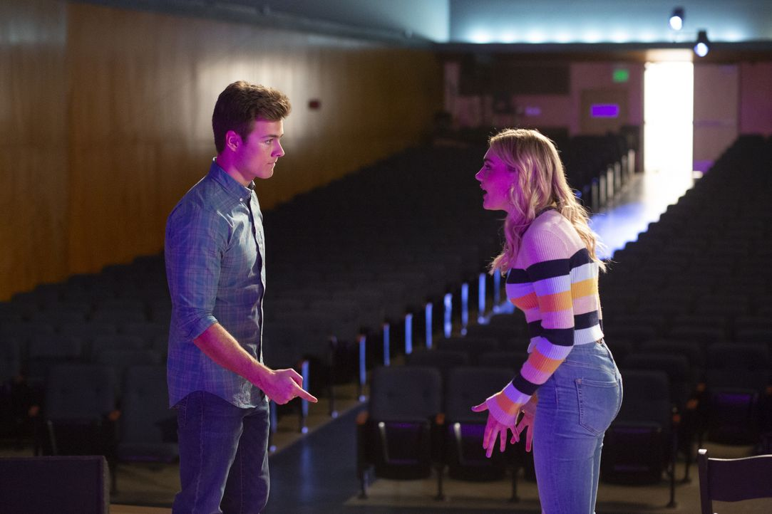 Trip (Peyton Meyer, l.); Taylor (Meg Donnelly, r.) - Bildquelle: Michael Ansell 2018 American Broadcasting Companies, Inc. All rights reserved. / Michael Ansell