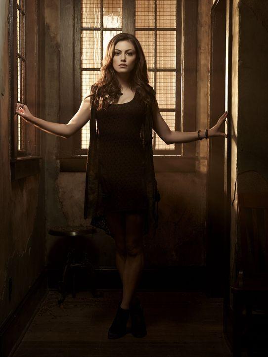 Phoebe Tonkin ist Hayley Marshall - Bildquelle: Warner Bros. Entertainment Inc.