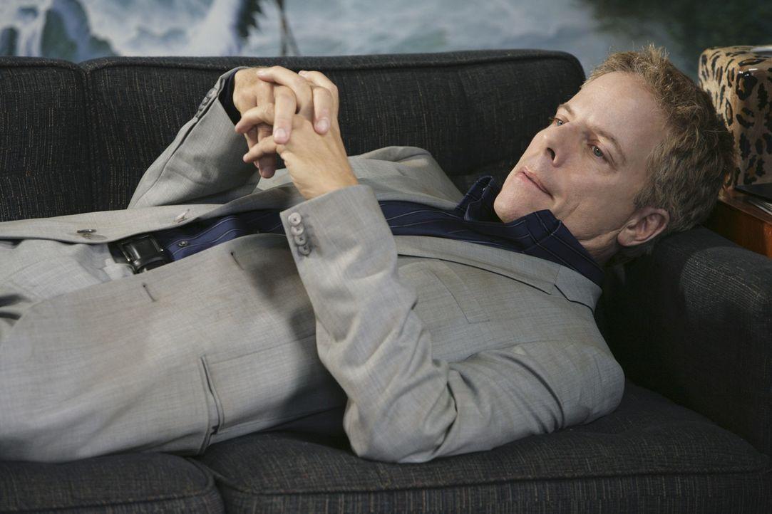 Der Geist von Kirk Jansen (Greg Germann) kann erst dann ins Licht gehen, wenn wirklich geklärt ist, wer ihn umgebracht hat. - Bildquelle: ABC Studios