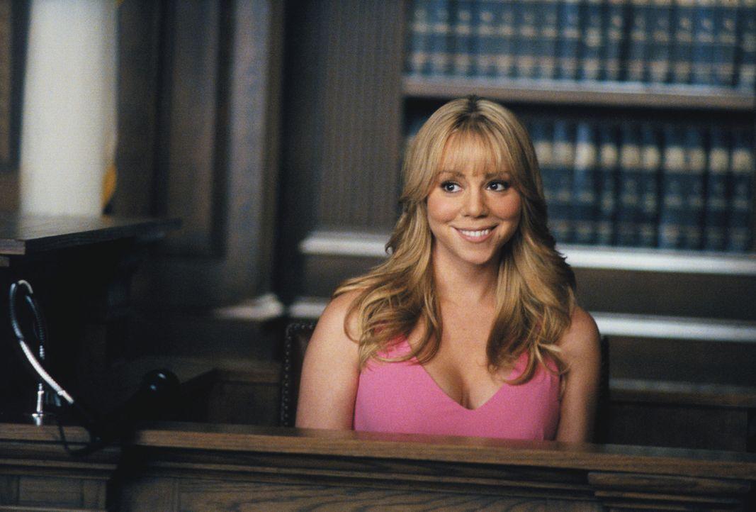 Macht die hübsche Candy Cushnip (Mariah Carey) John und Corretta bei ihrem neuesten Fall einen Strich durch die Rechnung? - Bildquelle: 2002 Twentieth Century Fox Film Corporation. All rights reserved.