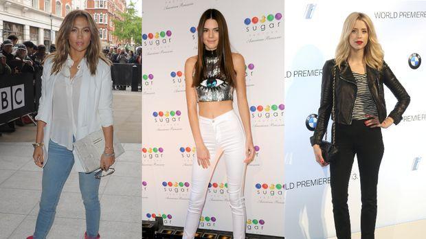 Warum tragen frauen enge jeans