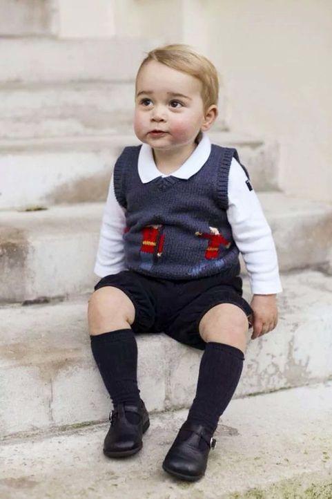 George of Cambridge: Der kleine Sohn von Catherine und William - Bildquelle: WENN