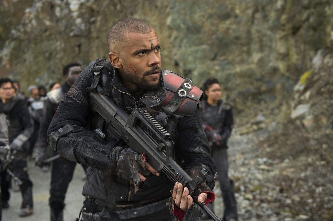 Miller (Jarod Joseph) - Bildquelle: Diyah Pera 2018 The CW Network, LLC. All Rights Reserved./Diyah Pera