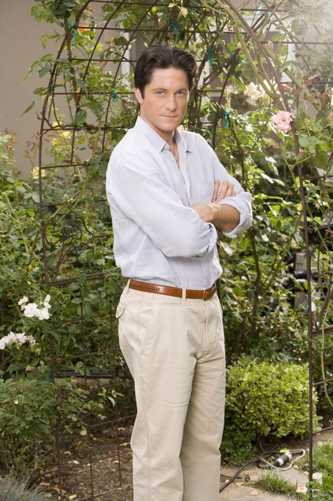 (2. Staffel) - Jim (David Conrad) weiß von der außergewöhnlichen Gabe seiner Frau und unterstützt sie, wo er nur kann. - Bildquelle: ABC Studios