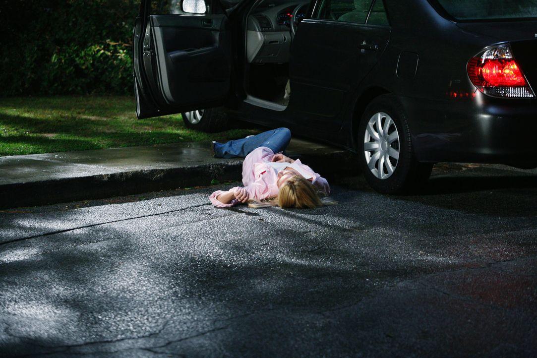 Ihr grausamer Tod erschüttert die ganze Wisteria Lane: Edie (Nicotlette Sheridan) ... - Bildquelle: ABC Studios