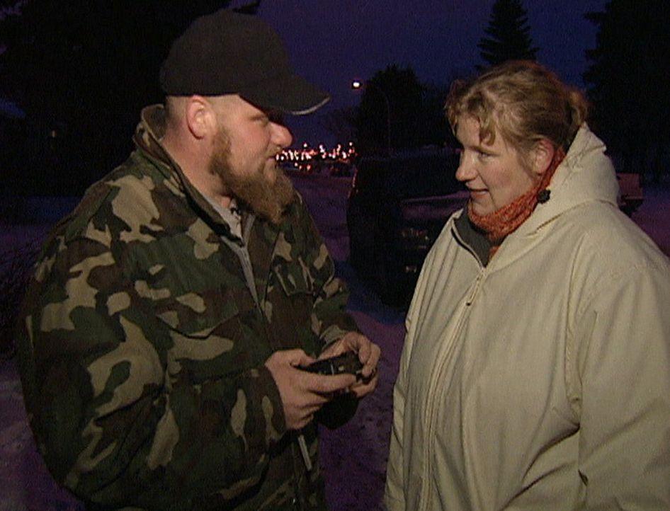 Mike Grefer (l.) und seine Frau Sandra (r.) wollen dem Alltagstrott entfliehen und in Kanada einen Neuanfang wagen … - Bildquelle: kabel eins