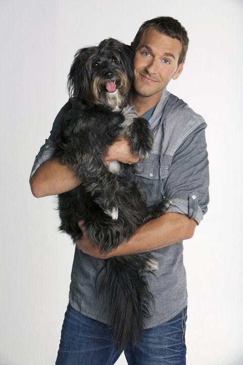 """(1. Staffel) - Hunde mit den Stempeln """"Schwer zu lieben"""", """"Außer Kontrolle"""" oder einfach """"Schwer vermittelbar"""" bekommen dank Hundetrainer Brandon Mc... - Bildquelle: Tyler Golden Litton Entertainment 2013"""