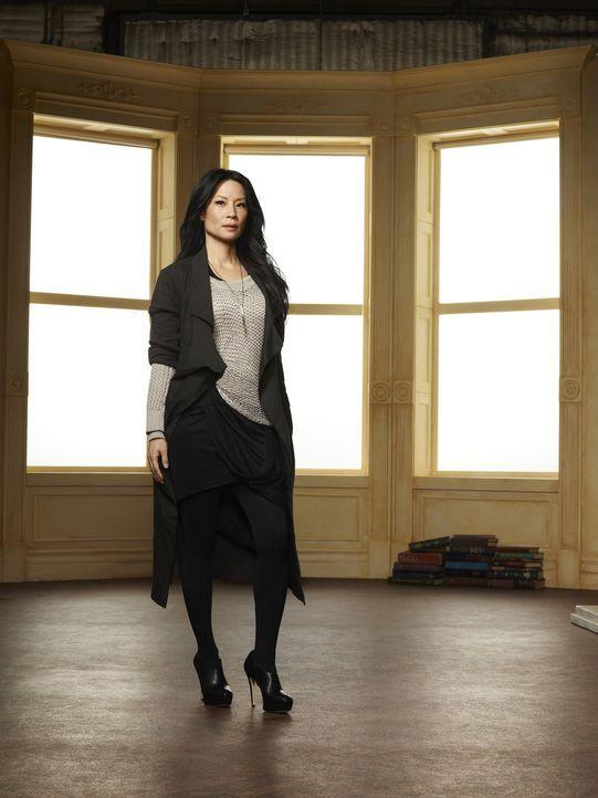 (2. Staffel) - Steht dem durchgeknallten Ermittler Sherlock Holmes zur: Joan Watson (Lucy Liu) ... - Bildquelle: CBS Television