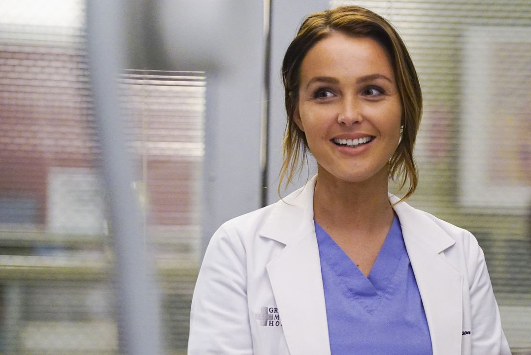Ein anstrengender Tag wartet auf Jo (Camilla Luddington) ... - Bildquelle: Richard Cartwright ABC Studios