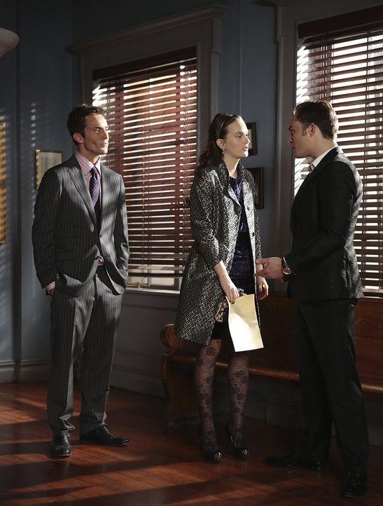 Jack, Blair und Chuck - Bildquelle: Warner Bros. Entertainment Inc.