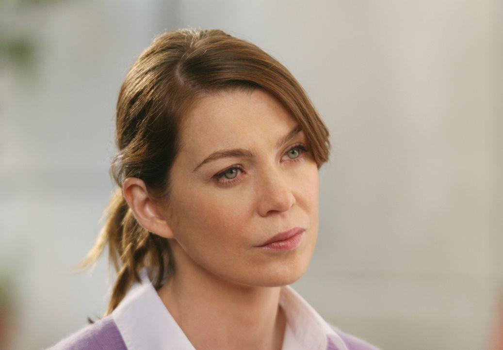 Während Merediths (Ellen Pompeo) Mutter Ellis plötzlich wieder vollkommen klar ist, kehren George und Callie als Ehepaar zurück ... - Bildquelle: Touchstone Television