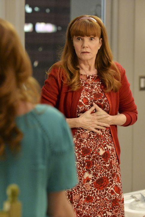 Aprils Mutter (Connie Ray) übertreibt - und ihre Tochter rastet aus ... - Bildquelle: ABC Studios