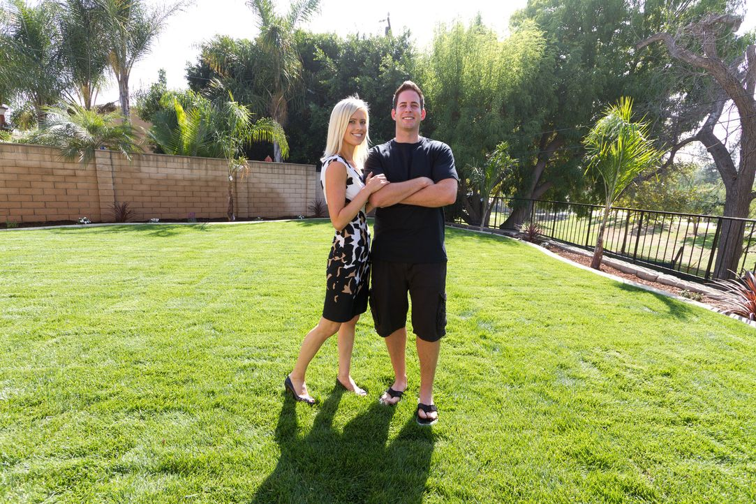 Top oder Flop? Folge 1 Der Garten  - Bildquelle: 2012, HGTV/Scripps Networks, LLC. All Rights Reserved