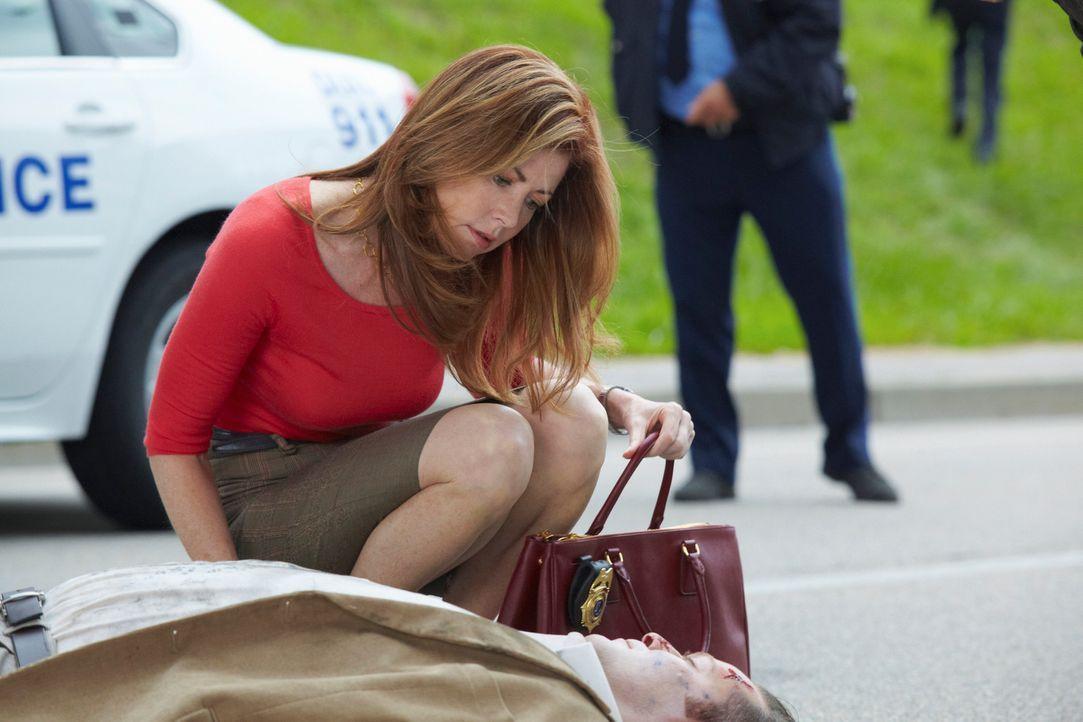 Arbeitet an einem neuen Fall: Megan Hunt (Dana Delany) ... - Bildquelle: ABC Studios