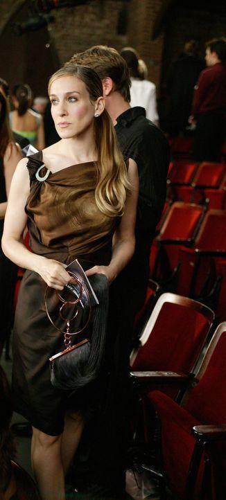 Immer wieder verstricken sich Carrie (Sarah Jessica Parker) und Berger in gefährliche Plänkeleien ... - Bildquelle: Paramount Pictures