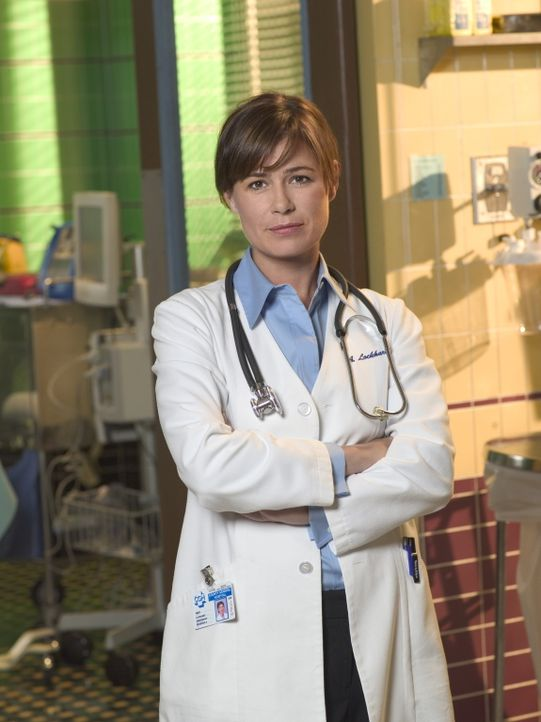 (13. Staffel) - Immer im Einsatz um Leben zu retten: Abby Lockhart (Maura Tierney) ... - Bildquelle: Warner Bros. Television