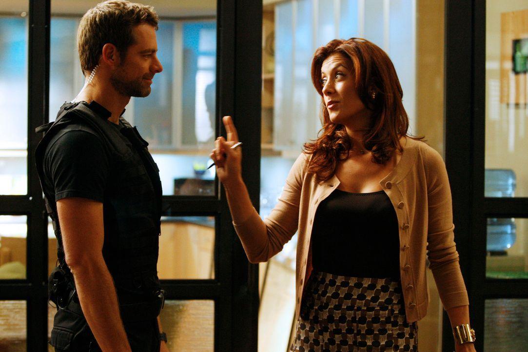 Haben sie eine Chance?: Addison (Kate Walsh, r.) und Kevin (David Sutcliffe, l.) ... - Bildquelle: ABC Studios