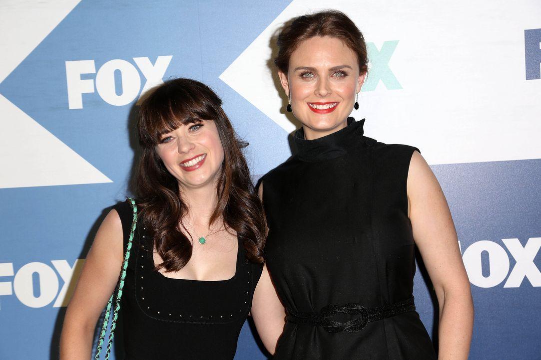 Zooey und Emily Deschanel  - Bildquelle: WENN.com