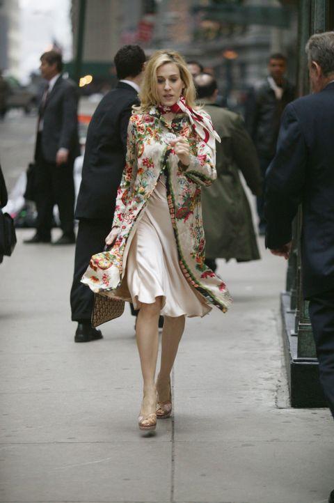 Immer noch auf der schwierigen Suche nach Mr. Right: Carrie (Sarah Jessica Parker) ... - Bildquelle: Paramount Pictures