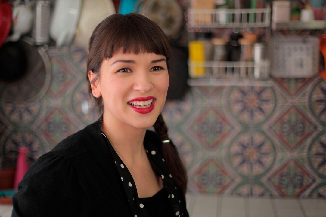 Neben der bezaubernden Küche Frankreichs liebt Rachel Khoo auch die versteckten Örtchen in Paris und zeigt, wo es die besten Zutaten und sympathis... - Bildquelle: Daniel Lucchesi Plum Pictures 2012