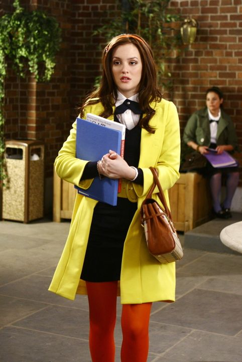Blair (Leighton Meester) hat ihre größte Konkurrentin um den begehrten Platz an der Yale-Universität ausgemacht: Nelly Yuki ... - Bildquelle: Warner Bros. Television