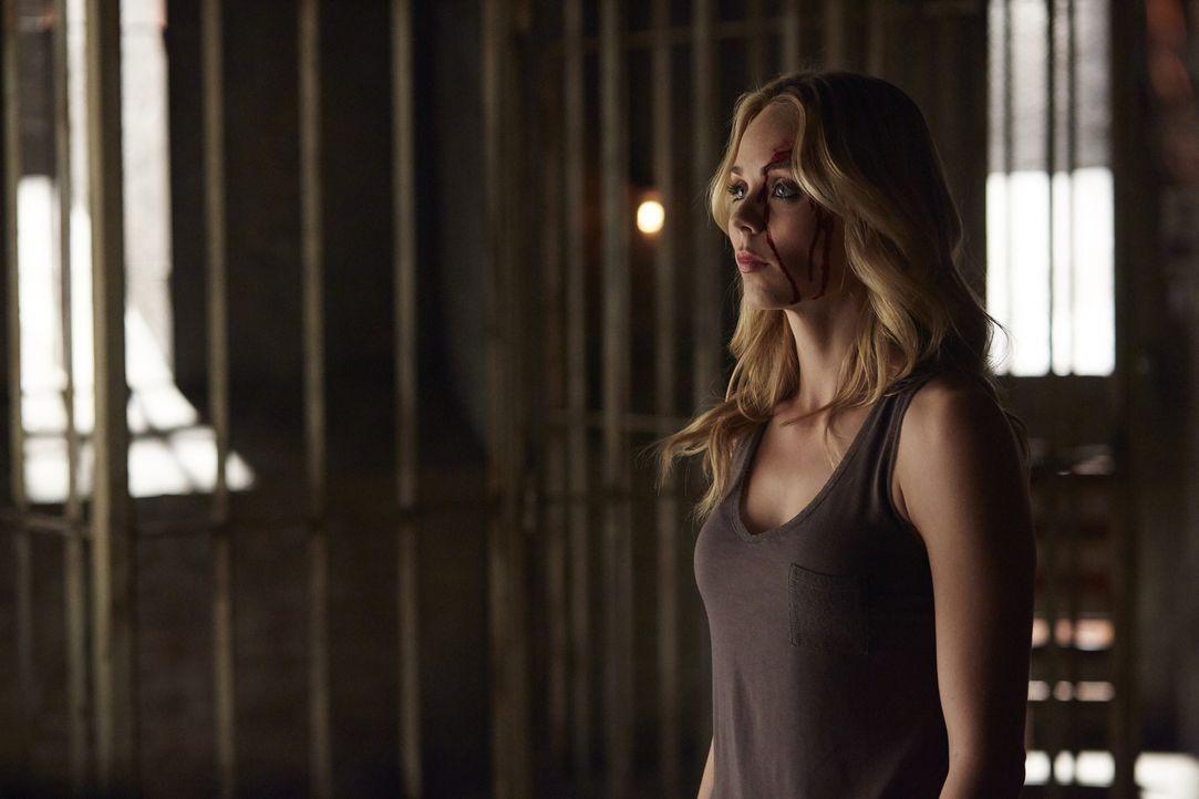 Wird die Prophezeiung für Elena (Laura Vandervoort) nun tatsächlich Wirklichkeit? - Bildquelle: 2016 She-Wolf Season 3 Productions Inc.
