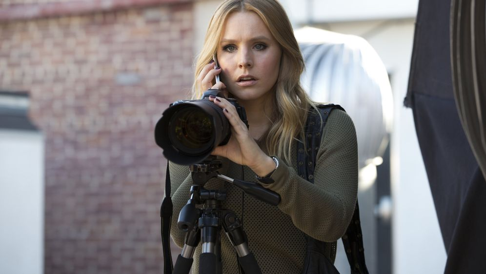 Veronica Mars - Bildquelle: 2014 Warner Bros. Entertainment, Inc.