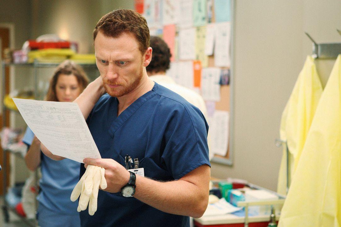 Cristina kann Meredith nicht verzeihen, dass sie ihr so in den Rücken gefallen ist. Die beiden reden nicht mehr miteinander und ziehen den gesamten... - Bildquelle: Touchstone Television