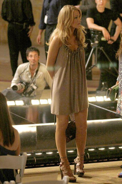 Blair versucht alles, um die Show zu sabotieren, weil sie Jenny und Serena (Blake Lively) eins auswischen will. Doch leider gelingt es ihr nicht ... - Bildquelle: Warner Brothers