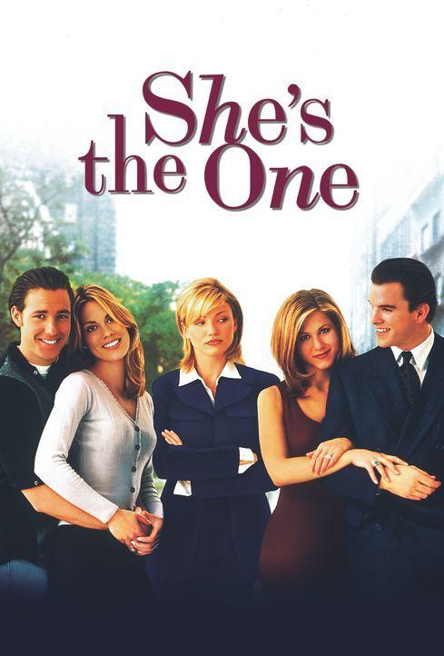 She's the One - Artwork - Bildquelle: 1996 Twentieth Century Fox Film Corporation.  All rights reserved.