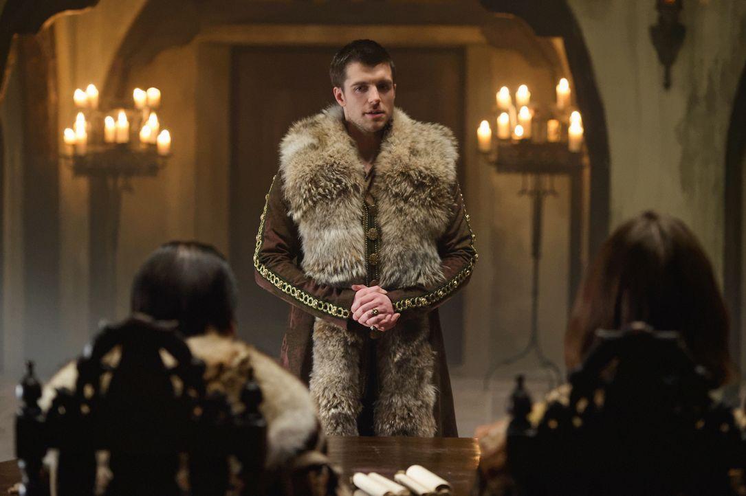 Die Suche nach König Charles geht in Frankreich weiter, während Elizabeth nach der Schottischen Krone greift, um die Mary weiterhin kämpft. Was wird... - Bildquelle: Ben Mark Holzberg 2016 The CW Network, LLC. All rights reserved.