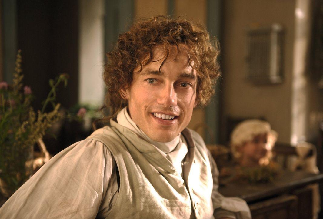 Der junge Dichter Johann Goethe (Alexander Fehling) fällt durch sein Jura-Studium und wird deshalb von seinem Vater ans Reichskammergericht in das v... - Bildquelle: Warner Brothers
