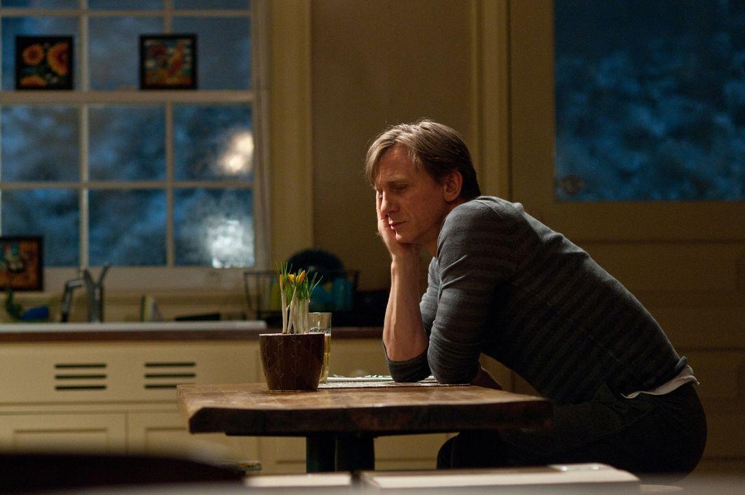 Nachdem Will (Daniel Craig) den Hintergrund der schrecklichen Vorkommnisse in seinem neuen Haus erfährt, wird ihm klar, dass seine Familie in großer... - Bildquelle: 2011 Universal Studios