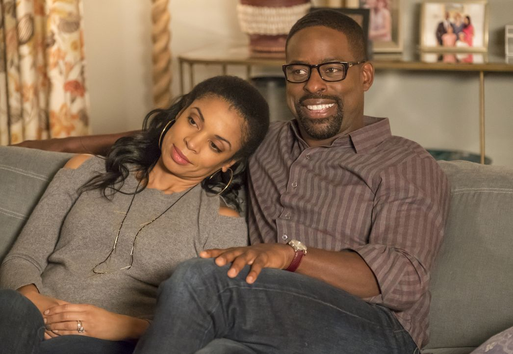 (v.l.n.r.) Beth (Susan Kelechi Watson); Randall (Sterling K. Brown) - Bildquelle: Ron Batzdorff 2017-2018 NBCUniversal Media, LLC.  All rights reserved.