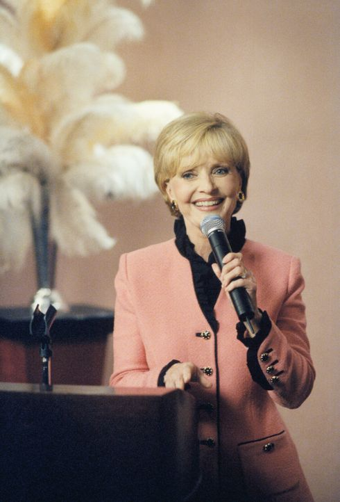 Ihre Beziehungstipps sorgen für mehr Probleme als Harmonie: Dr. Shirley Grouper (Florence Henderson) ... - Bildquelle: 2000 Twentieth Century Fox Film Corporation. All rights reserved.
