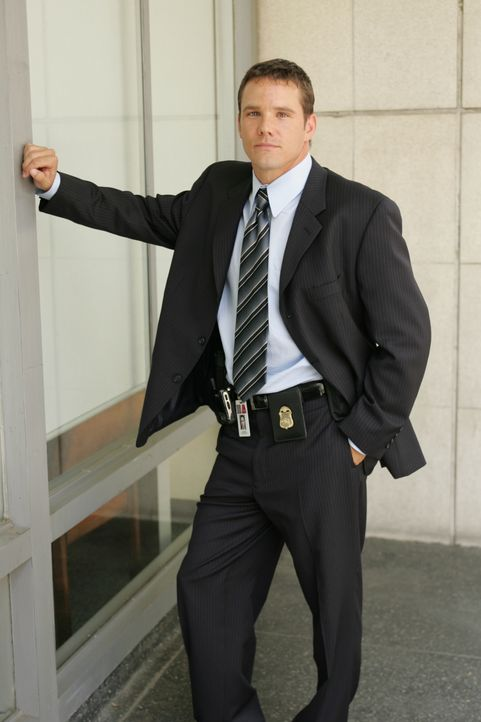 (2. Staffel) - Colby Granger (Dylan Bruno) hat bei der US Army im Bereich der Verbrechensaufklärung gedient und ist nun beim FBI in Dons Abteilung a... - Bildquelle: Paramount Network Television
