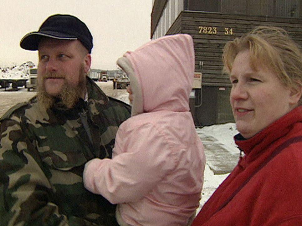 Familie Grefer will ein neues Leben in Kanada beginnen … - Bildquelle: kabel eins