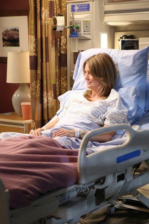 Als Meredith (Ellen Pompeo) vom plötzlichen Tod einer Kollegin erfährt, versucht sie den jungen Ärzten so gut sie kann zu helfen ... - Bildquelle: ABC Studios