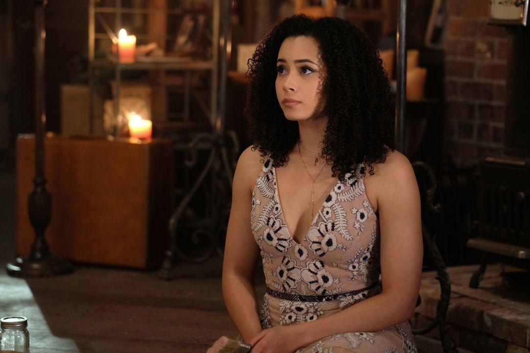 Macy Vaughn (Madeleine Mantock) - Bildquelle: Robert Falconer 2018 The CW Network, LLC. All Rights Reserved. / Robert Falconer