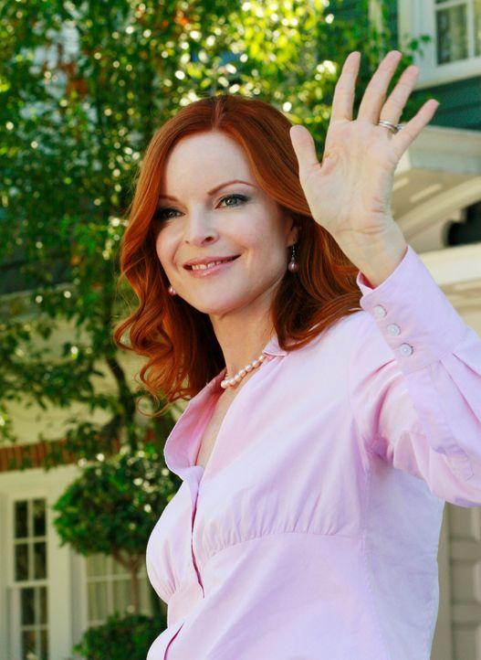 Bree (Marcia Cross) ist entsetzt, dass ihr jemand die Schau gestohlen hat und versucht vergeblich, den Kuchen nachzubacken. Als Katherine sich aller... - Bildquelle: ABC Studios