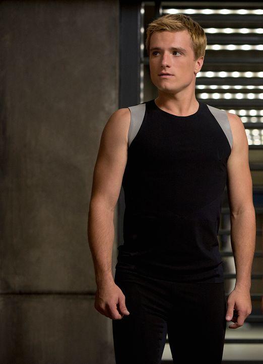 Josh Hutcherson ist Peeta Mellark - Bildquelle: Studiocanal