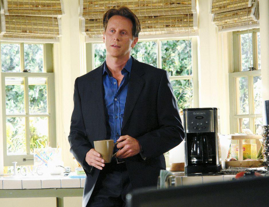 """Graham Finch (Steven Weber) hatte einst eine Romanze mit Sarah. Zufälligerweise ist er ein Interessent des Geschäftsmodells """"Greenatopia"""". Springt e... - Bildquelle: 2008 ABC INC."""