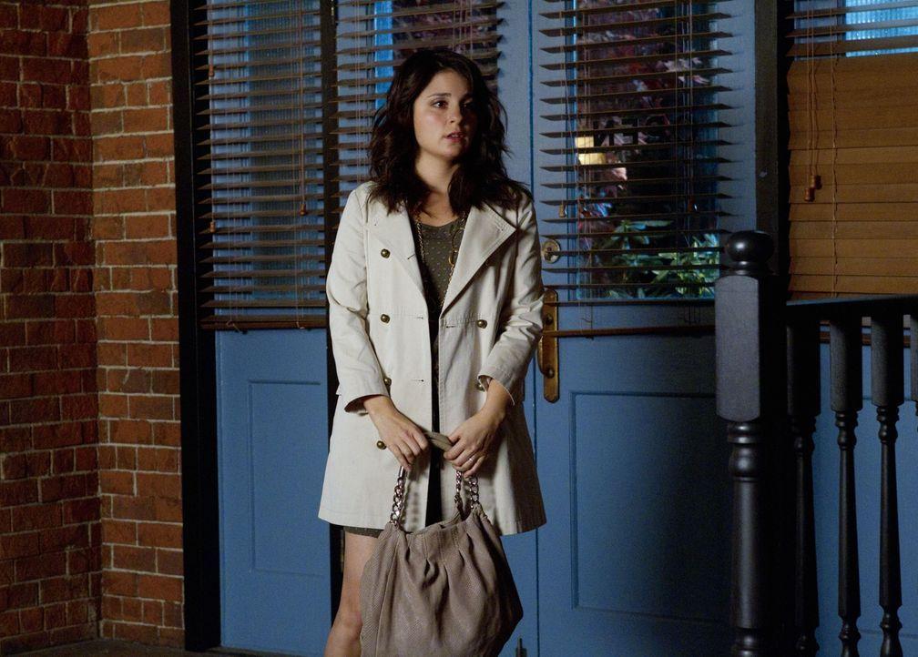 Von ihrer Frauenärztin hat Cate Cassidy (Shiri Appleby) erfahren, dass sie keine Kinder mehr bekommen kann ... - Bildquelle: The CW   2010 The CW Network, LLC. All Rights Reserved
