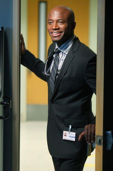 Während Pete den genialer Wissenschaftler behandelt, macht sich Sam (Taye Diggs) Sorgen um Addison ... - Bildquelle: ABC Studios