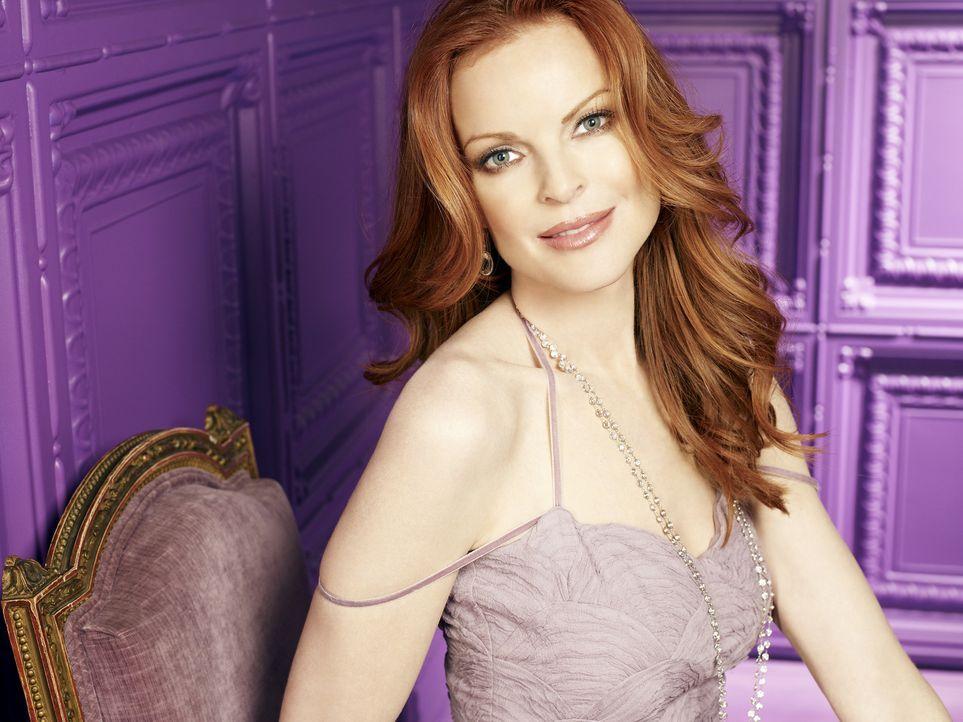 (5. Staffel) - Lebt ein scheinbar perfektes Leben: Bree Hodge (Marcia Cross) ... - Bildquelle: ABC Studios