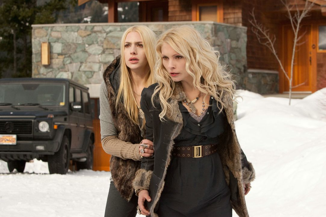 Die Denali-Schwestern Kate und Tanya - Bildquelle: 2012 Summit Entertainment, LLC. All rights reserved.